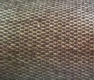 brown upholstery