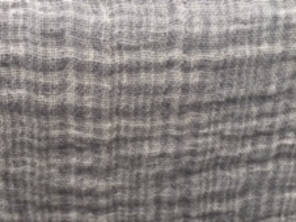smoke pocket weave washed linen